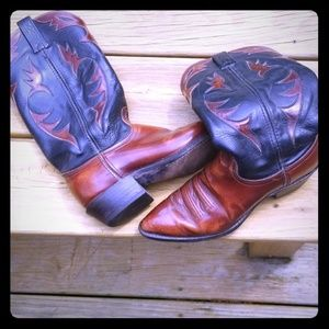 Dan post vintage cowboyboots